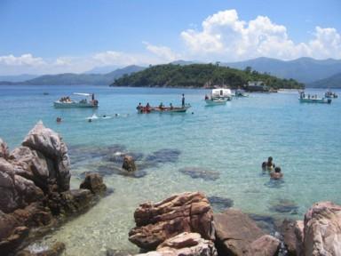 Playa la piscina isla de arapo edo sucre venezuela - Piscina de playa ...